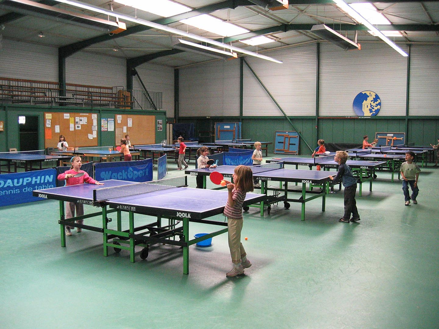 Tennis de table - Tennis de table classement individuel ...