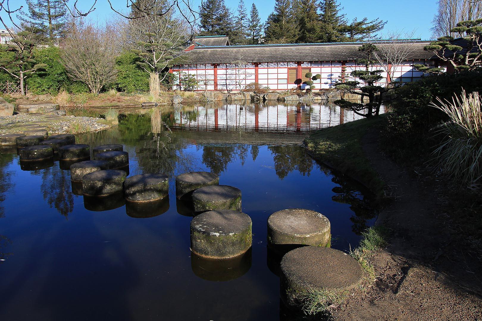 Jardins for Jardin japonais nantes