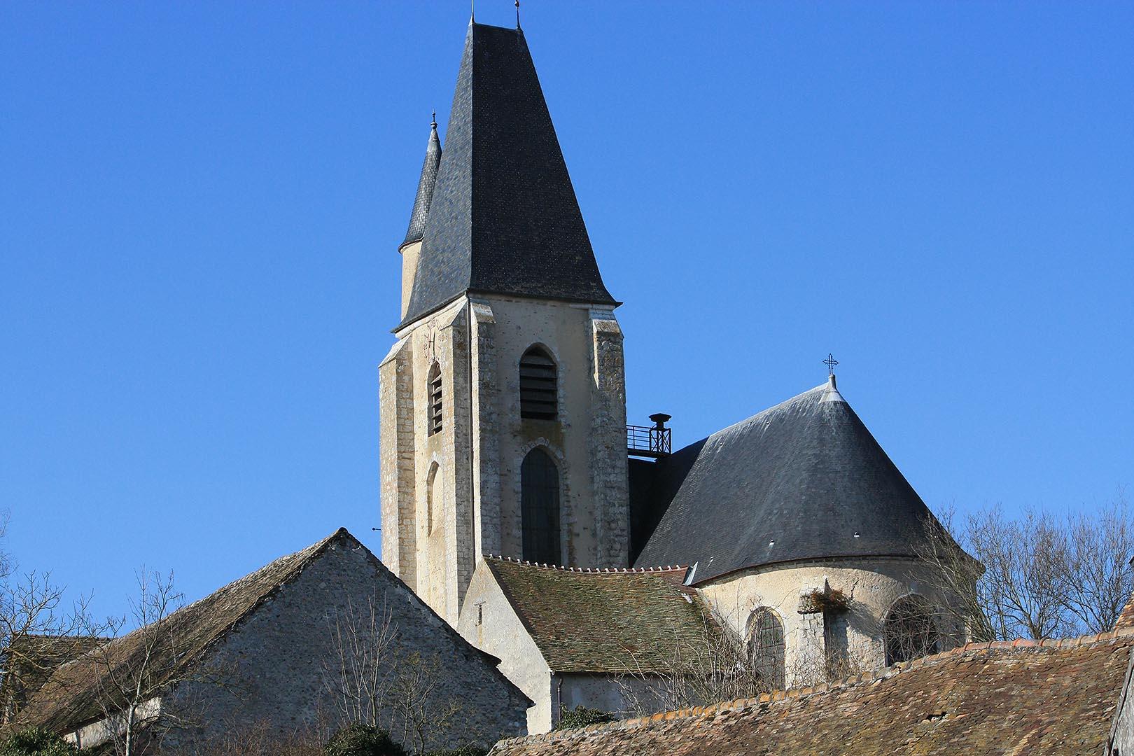 St Arnoult En Yvelilnes