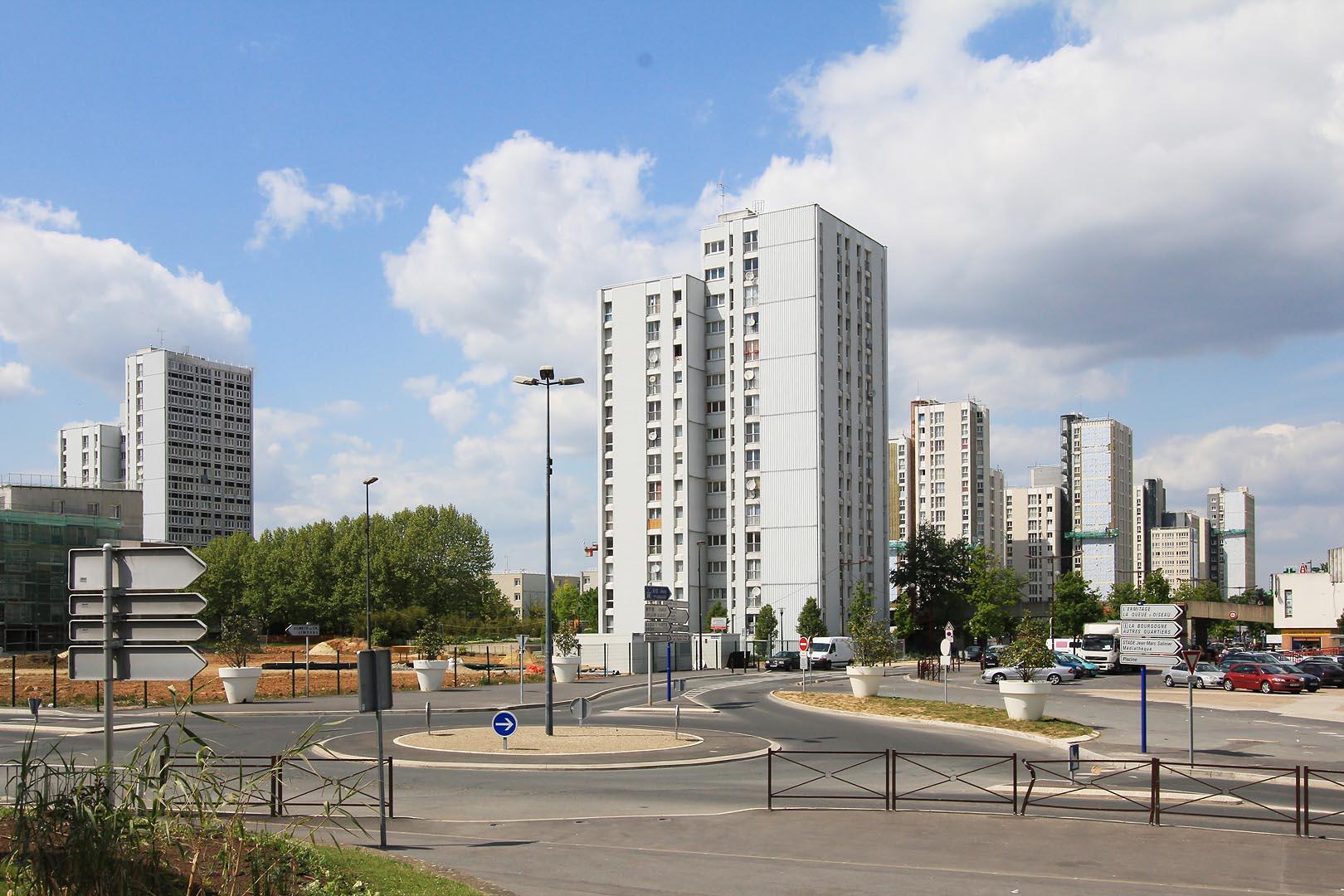 Projet Centre Ville Les Ulis