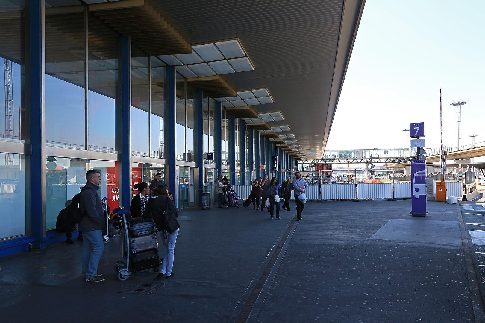 Aeroporto Orly Paris : Aéroport paris orly