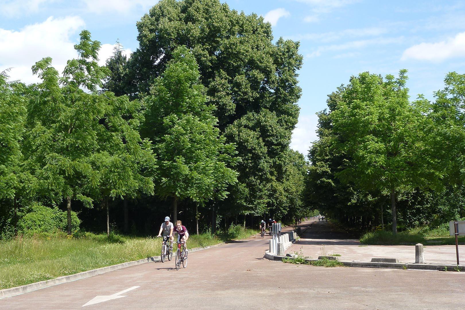 Location Vélo Bois De Vincennes - Vincennes