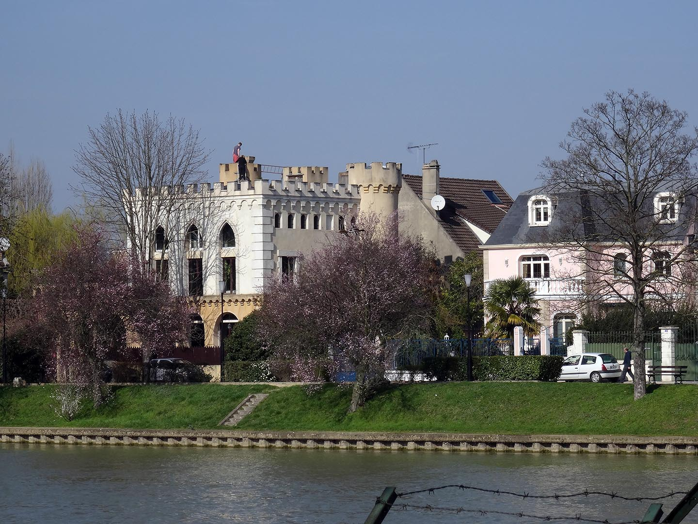 Bords de marne - Bibliotheque saint maur des fosses ...