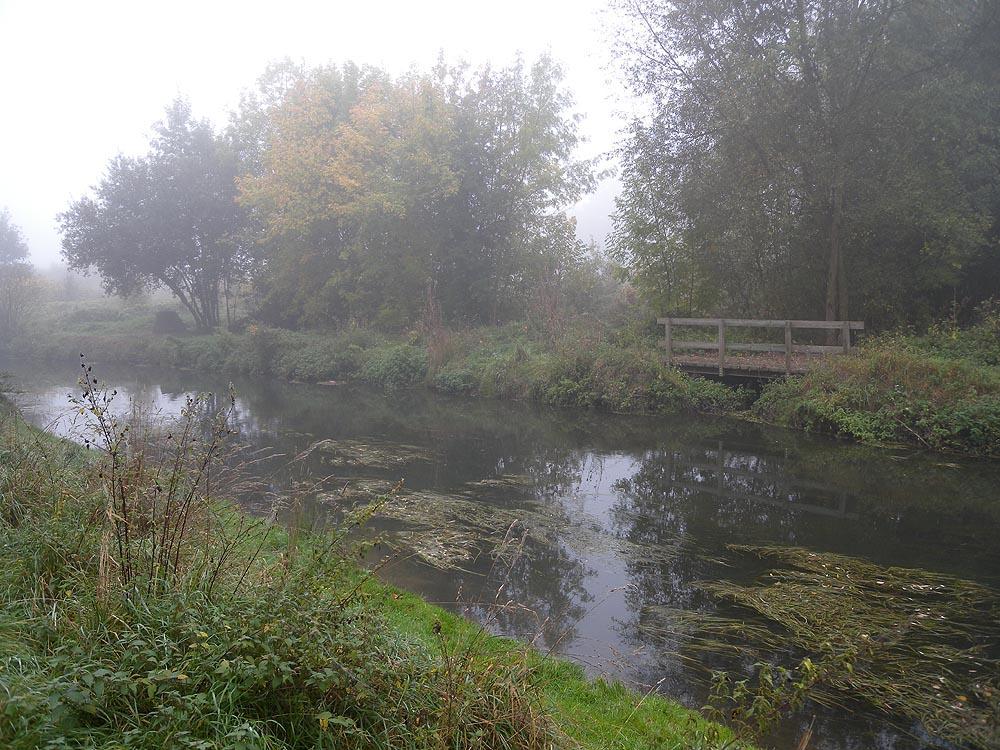 parc de l orge dans le brouillard sainte geneviève des bois ~ Picwic Ste Genevieve Des Bois