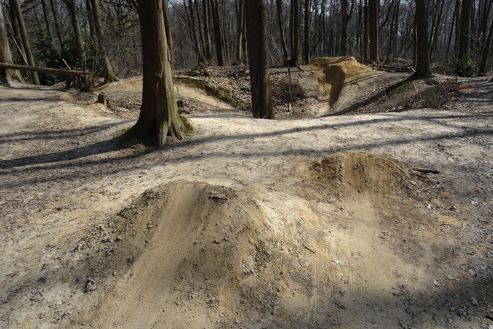 Bois des Trous # Speedy Sainte Geneviève Des Bois