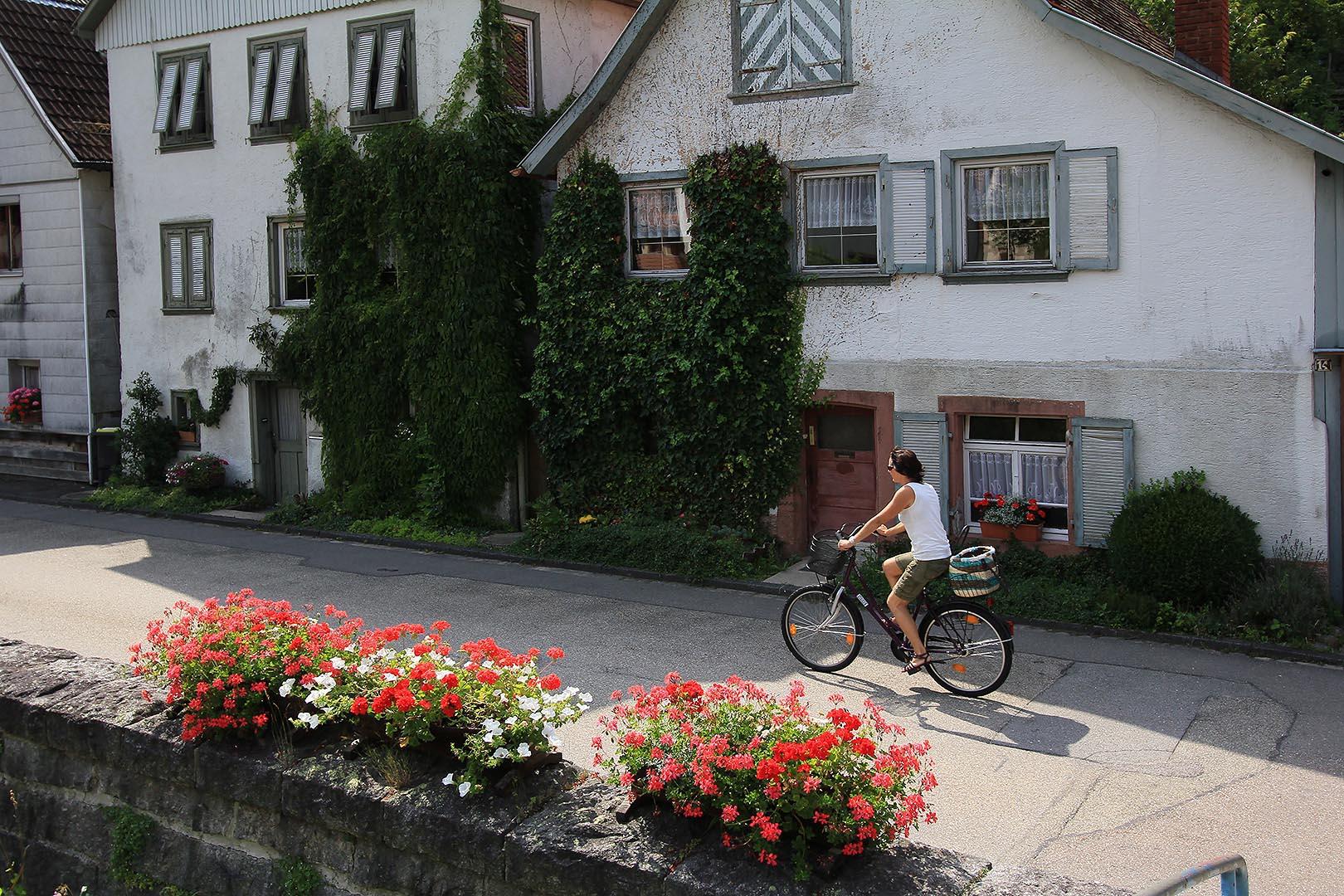 Cyclistes allemands - Chambre d hotes foret noire allemagne ...