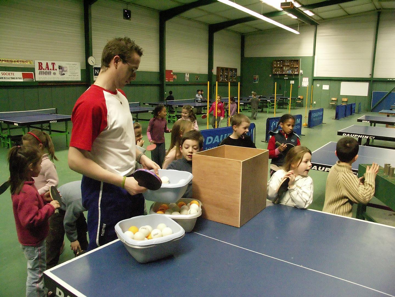 Tennis de table - Tennis de table poitou charente ...