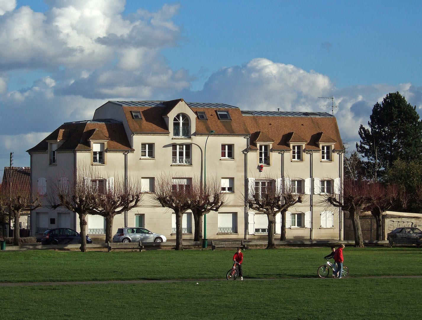 Essonne La Ville Du Bois